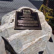 Whitlock Field Dedication (4/20/2013)