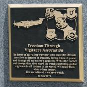 FTVA Memorial Service (6/20/2013)