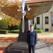 USAF Captain Nicholas Schade Whitlock.