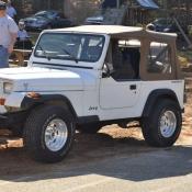 Nick's Jeep Wrangler.