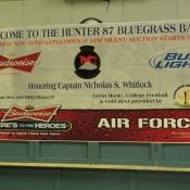 Hunter 87 Bluegrass Bash banner