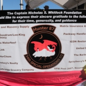 Banner recognizing our sponsors